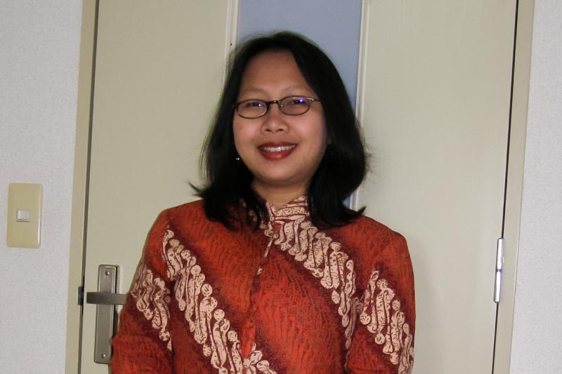 インドネシア語講師 日本語教育学博士<br />SETYORINY