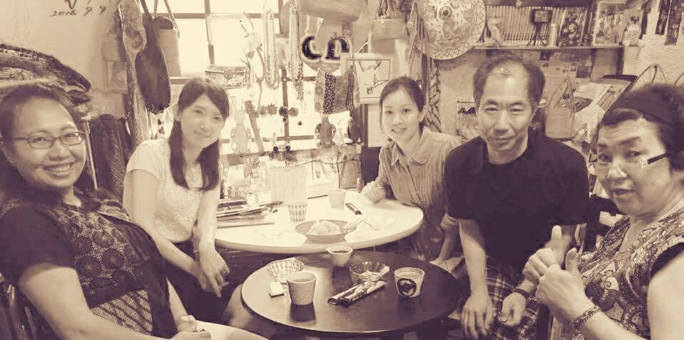 インドネシア語会話グループレッスン